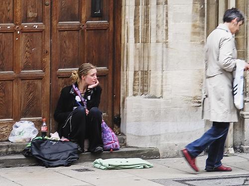 Homeless girls pics 98